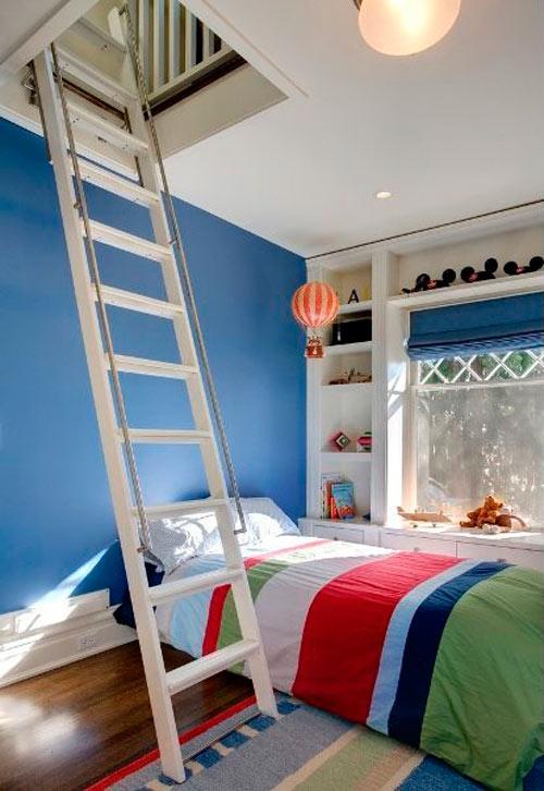приставная чердачная лестница