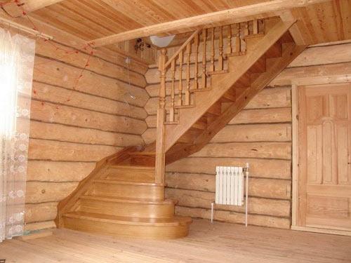Лестница на мансарду (38 фото) 45