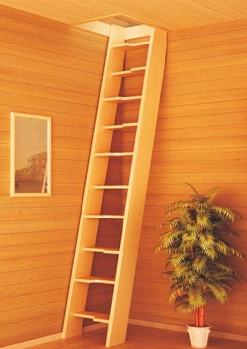 Лестница приставная своими руками фото 161