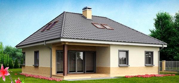 фотография вальмовой крыши