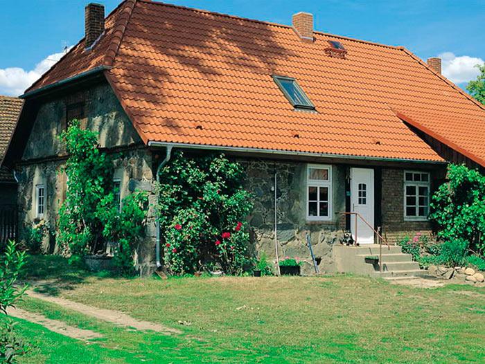 полувальмовая голандская крыша