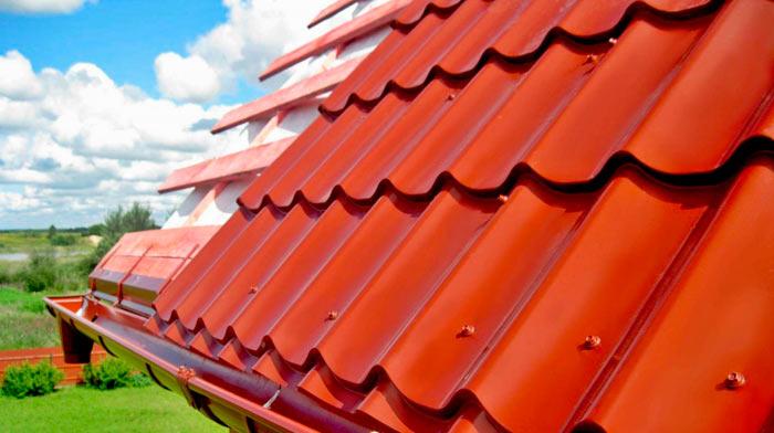 выбор металлочерепицы на крышу