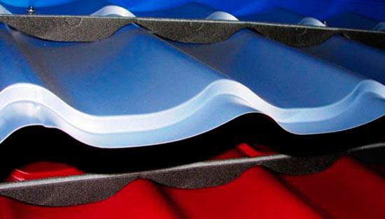 фото конькового уплотнителя для металлочерепицы