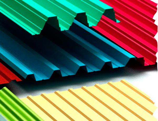 изображение профилированных листов