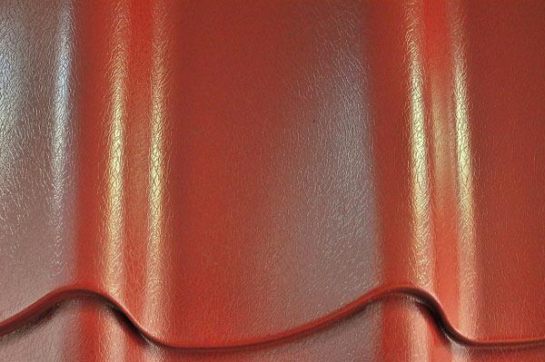покрытие пластизоль на металлочерепице